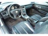 2001 Mercedes-Benz SLK Interiors