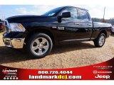 2015 Black Ram 1500 Big Horn Quad Cab #99395447