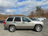 2002 Jeep Grand Cherokee Light Pewter Metallic