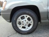 Jeep Grand Cherokee 2002 Wheels and Tires