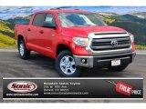 2015 Radiant Red Toyota Tundra SR5 CrewMax 4x4 #99416969