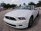 2014 Ford Mustang White