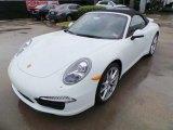 2015 Porsche 911 Carrera Cabriolet Data, Info and Specs