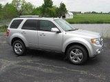 2009 Brilliant Silver Metallic Ford Escape Limited V6 4WD #9942332