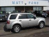 2009 Brilliant Silver Metallic Ford Escape XLT V6 4WD #9942315