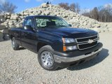 2006 Dark Blue Metallic Chevrolet Silverado 1500 LS Regular Cab #99417408