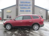 2010 Red Jewel Tintcoat Buick Enclave CXL AWD #99456703