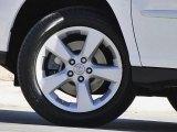 2008 Lexus RX 350 Wheel