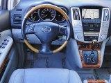 2008 Lexus RX 350 Dashboard
