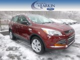 2015 Sunset Metallic Ford Escape S #99456442