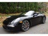 2012 Black Porsche 911 Carrera S Cabriolet #99456370