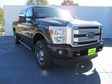 2015 Tuxedo Black Ford F250 Super Duty Lariat Crew Cab 4x4 #99456510