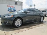 2015 Guard Metallic Ford Fusion Hybrid SE #99487507