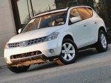 2007 Glacier Pearl White Nissan Murano SL #99487546