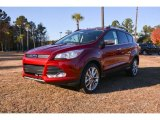2015 Ruby Red Metallic Ford Escape SE #99487639