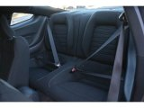 2015 Ford Mustang EcoBoost Coupe Rear Seat