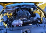 2015 Ford Mustang EcoBoost Coupe 2.3 Liter GTDI Turbocharged DOHC 16-Valve EcoBoost 4 Cylinder Engine
