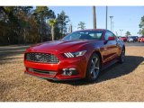 2015 Ruby Red Metallic Ford Mustang V6 Coupe #99487633