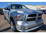 2014 Bright Silver Metallic Ram 1500 Express Crew Cab #99487594
