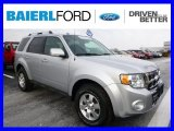 2012 Ingot Silver Metallic Ford Escape Limited V6 4WD #99505608