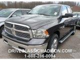 2015 Granite Crystal Metallic Ram 1500 Big Horn Quad Cab 4x4 #99505770