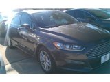 2015 Magnetic Metallic Ford Fusion SE #99505620