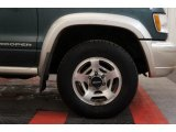 Isuzu Trooper 1998 Wheels and Tires