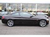 2014 BMW 4 Series Sparkling Brown Metallic