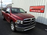2015 Deep Cherry Red Crystal Pearl Ram 1500 Tradesman Regular Cab 4x4 #99530371
