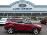 2014 Ruby Red Ford Escape Titanium 2.0L EcoBoost 4WD #99530230