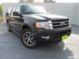 2015 Tuxedo Black Metallic Ford Expedition EL XLT #99530249