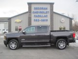 2014 Tungsten Metallic Chevrolet Silverado 1500 High Country Crew Cab 4x4 #99554157