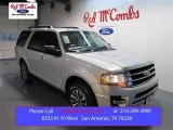 2015 Ingot Silver Metallic Ford Expedition XLT #99553605
