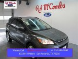 2015 Magnetic Metallic Ford Escape SE #99553601