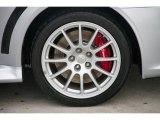 Mitsubishi Lancer Evolution 2013 Wheels and Tires