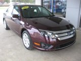 2011 Bordeaux Reserve Metallic Ford Fusion SE V6 #99554138