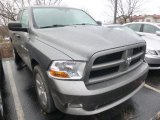 2012 Mineral Gray Metallic Dodge Ram 1500 ST Quad Cab 4x4 #99554088