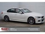 2015 Alpine White BMW 3 Series 335i Sedan #99553845