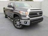 2015 Magnetic Gray Metallic Toyota Tundra SR5 Double Cab #99553831