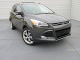2015 Magnetic Metallic Ford Escape Titanium #99553830