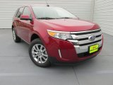 2014 Ruby Red Ford Edge Limited #99553822