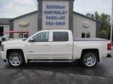 2014 White Diamond Tricoat Chevrolet Silverado 1500 High Country Crew Cab 4x4 #99597145