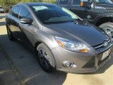 2014 Sterling Gray Ford Focus SE Sedan #99596712
