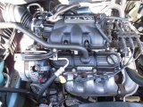 2008 Chrysler Town & Country Engines