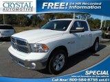 2014 Bright White Ram 1500 SLT Quad Cab 4x4 #99597062