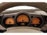 2004 Nissan Murano SE AWD Gauges