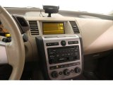2004 Nissan Murano SE AWD Controls