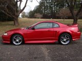 2000 Laser Red Metallic Ford Mustang GT Coupe #99596618