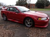 2000 Ford Mustang GT Coupe Exterior