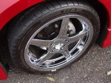 2000 Ford Mustang GT Coupe Wheel